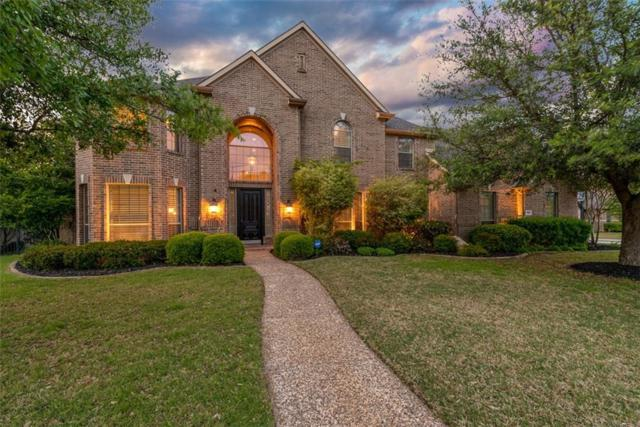 705 Wickham Court, Keller, TX 76248 (MLS #13820498) :: Team Hodnett