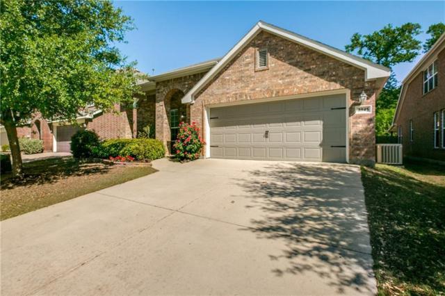 3945 Ringdove Way, Fort Worth, TX 76262 (MLS #13820538) :: Exalt Realty