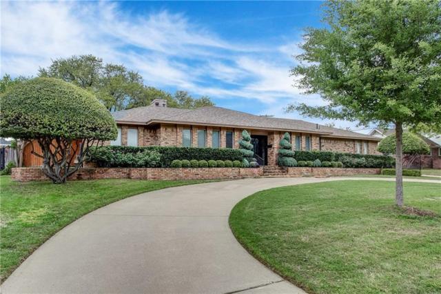 3958 Summercrest Drive, Fort Worth, TX 76109 (MLS #13820663) :: RE/MAX Landmark