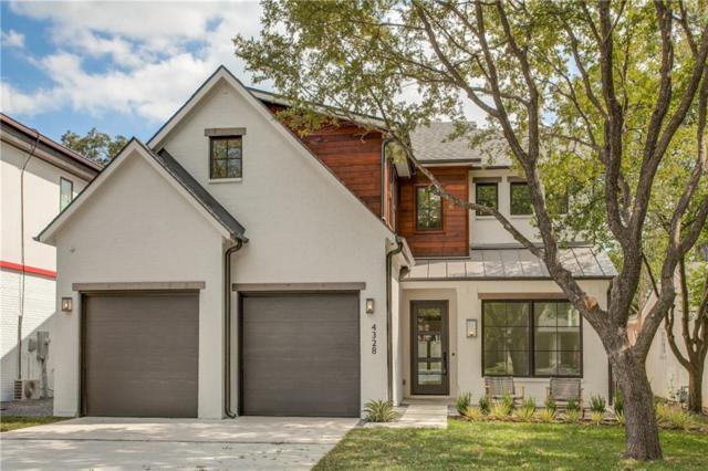 4328 Taos Road, Dallas, TX 75209 (MLS #13820669) :: Frankie Arthur Real Estate