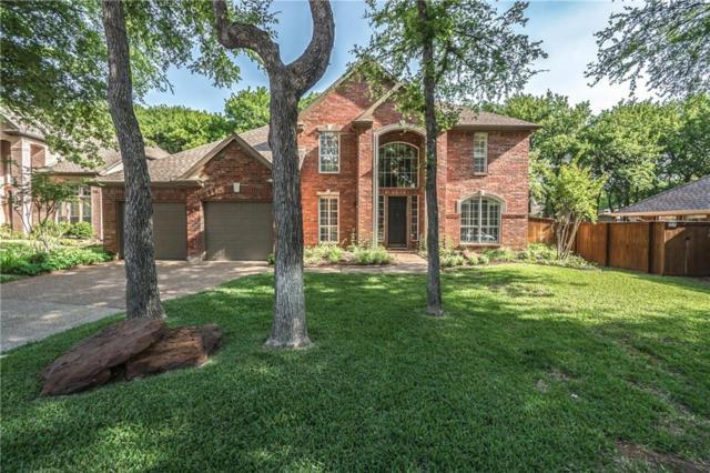 4210 Remington Park Court, Flower Mound, TX 75028 (MLS #13820685) :: Frankie Arthur Real Estate