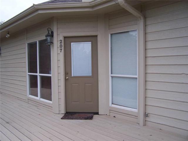 2116 Tanglewood Boulevard #207, Pottsboro, TX 75076 (MLS #13820739) :: Magnolia Realty