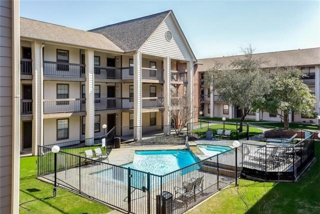 218 N Texas #202, Denton, TX 76201 (MLS #13820938) :: Team Tiller