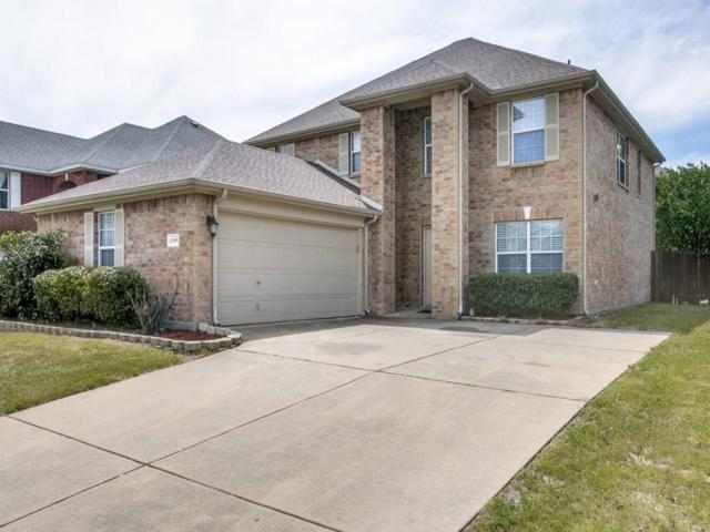 1395 Saltillo Street, Grand Prairie, TX 75051 (MLS #13820961) :: Keller Williams Realty
