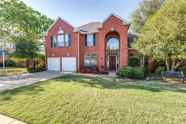 713 Tealwood Lane, Flower Mound, TX 75028 (MLS #13820973) :: Frankie Arthur Real Estate
