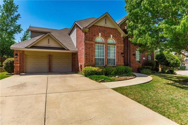 717 Crestbrook Drive, Flower Mound, TX 75028 (MLS #13821049) :: Frankie Arthur Real Estate