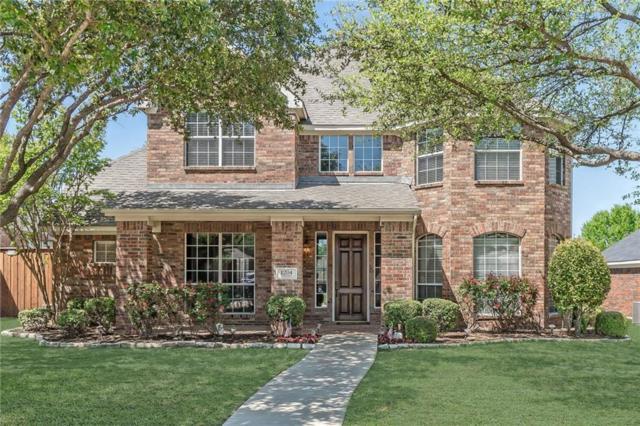 1204 Greenway Drive, Allen, TX 75013 (MLS #13821150) :: Exalt Realty
