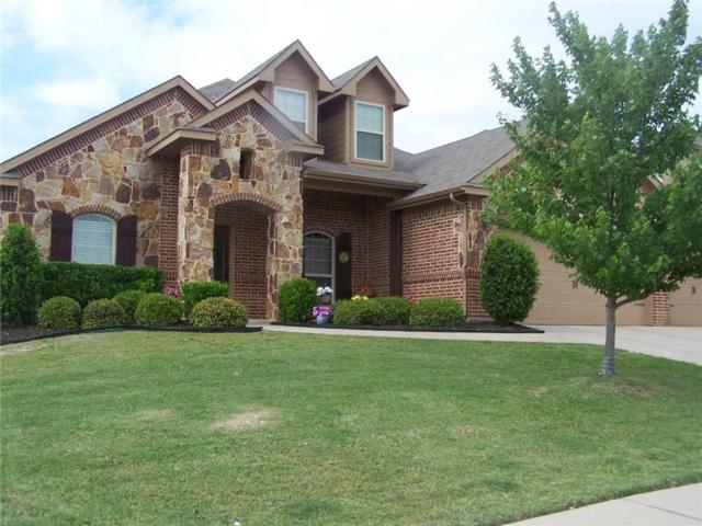 1545 Silverstone Drive, Weatherford, TX 76087 (MLS #13821158) :: Team Hodnett