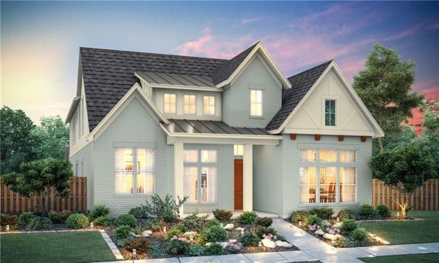 819 Sam Drive, Allen, TX 75013 (MLS #13821192) :: Team Hodnett