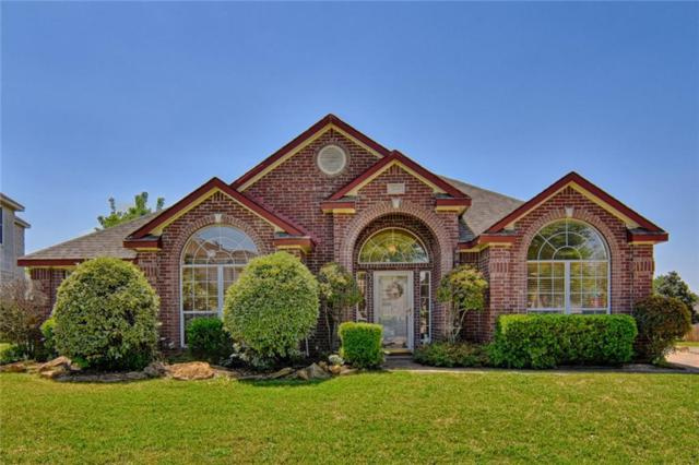 1500 Hampton Drive, Mansfield, TX 76063 (MLS #13821194) :: The FIRE Group at Keller Williams