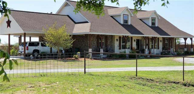7975 Waide Road, Sanger, TX 76266 (MLS #13821251) :: Kimberly Davis & Associates