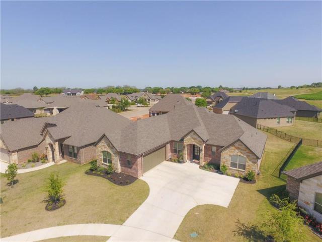 1402 Carnoustie Court, Granbury, TX 76048 (MLS #13821375) :: Magnolia Realty