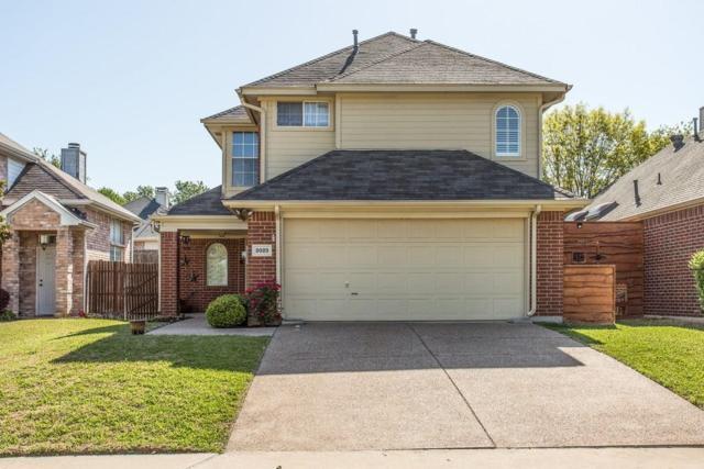 2029 Raven Lane, Lewisville, TX 75077 (MLS #13821408) :: Exalt Realty