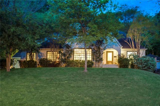 2302 Kessler Parkway, Dallas, TX 75208 (MLS #13821412) :: Real Estate By Design