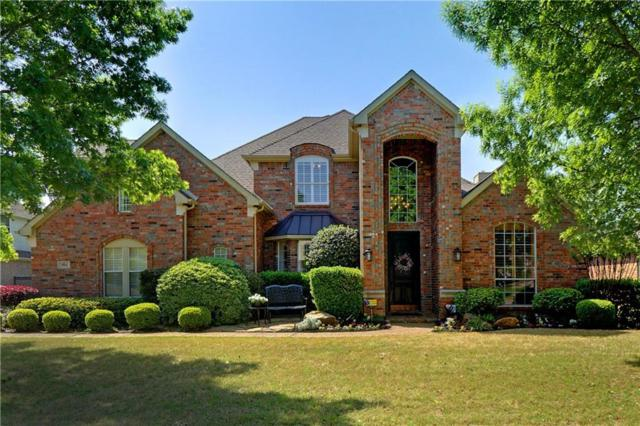 804 Wentwood Drive, Southlake, TX 76092 (MLS #13821465) :: The Rhodes Team