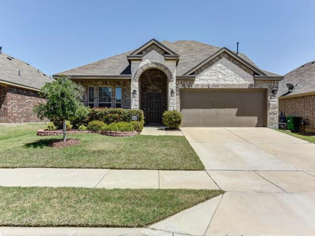 2417 Michelle Creek Drive, Little Elm, TX 75068 (MLS #13821469) :: Team Tiller