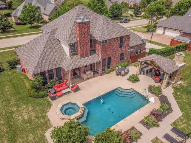 1005 Westover Trail, Keller, TX 76248 (MLS #13821550) :: Frankie Arthur Real Estate