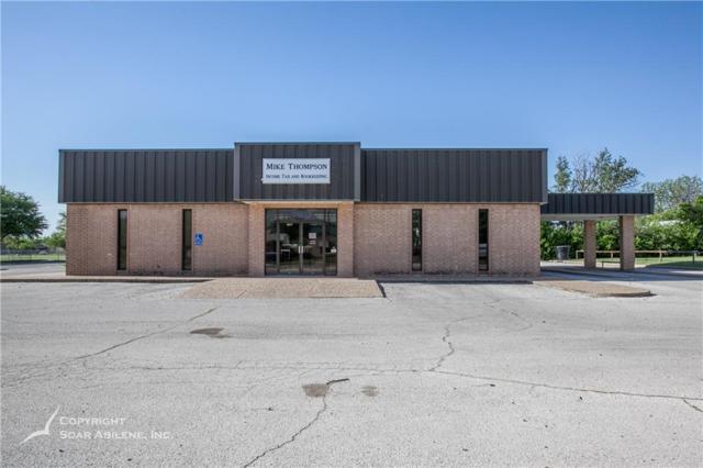 1917 S 20th Street, Abilene, TX 79602 (MLS #13821553) :: Team Hodnett