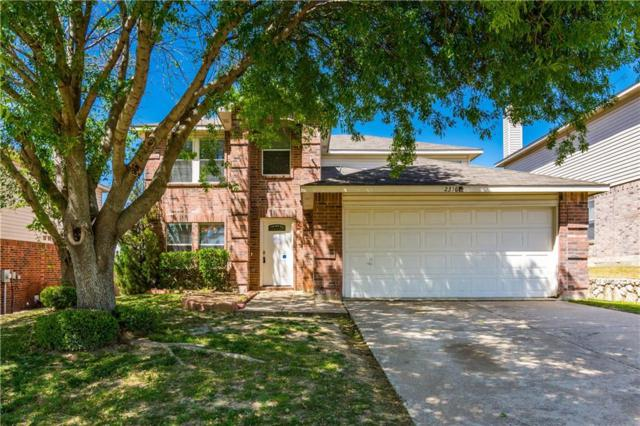 2316 Spruce Meadow Lane, Mckinney, TX 75071 (MLS #13821571) :: RE/MAX Town & Country
