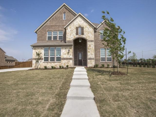 1160 Olympia Lane, Prosper, TX 75078 (MLS #13821573) :: Real Estate By Design