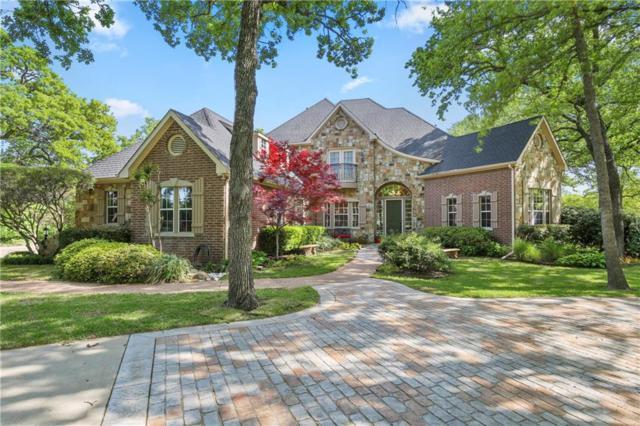 4900 Lighthouse Drive, Flower Mound, TX 75022 (MLS #13821615) :: Frankie Arthur Real Estate