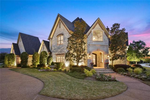 1201 Clubhouse Court, Southlake, TX 76092 (MLS #13821634) :: Magnolia Realty