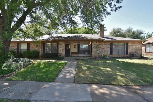 3003 Hilltop Drive, Euless, TX 76039 (MLS #13821728) :: The FIRE Group at Keller Williams