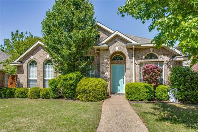 5524 Glenview Lane, The Colony, TX 75056 (MLS #13821779) :: The Cheney Group
