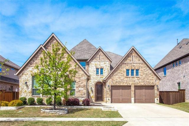 6395 Eden Valley Drive, Frisco, TX 75034 (MLS #13821808) :: The Cheney Group