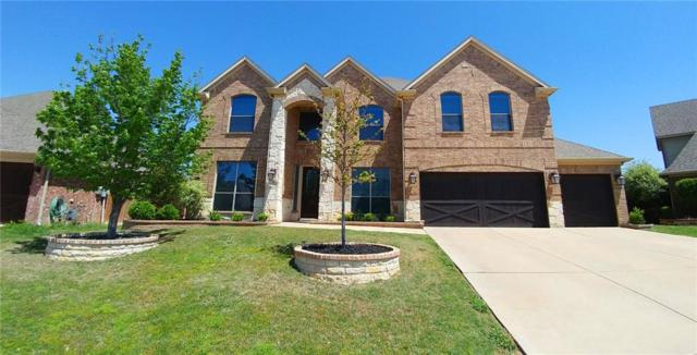 1223 Hackworth Street, Roanoke, TX 76262 (MLS #13821850) :: Robbins Real Estate Group