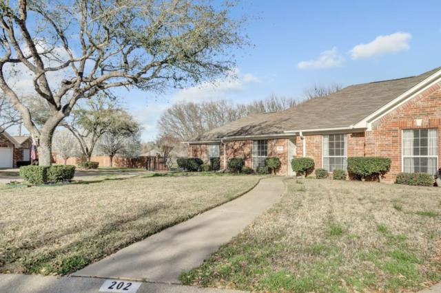 5401 Hollytree Drive #202, Tyler, TX 75703 (MLS #13821870) :: Magnolia Realty