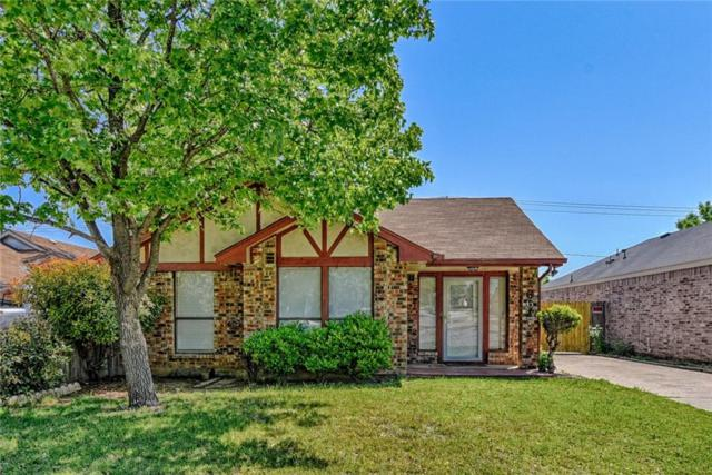 6617 Cuculu Drive, Fort Worth, TX 76133 (MLS #13821884) :: The Chad Smith Team