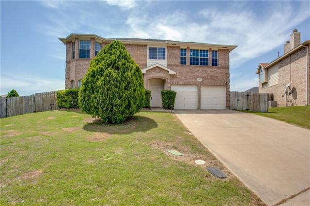 831 Burney Court, Cedar Hill, TX 75104 (MLS #13821916) :: Exalt Realty