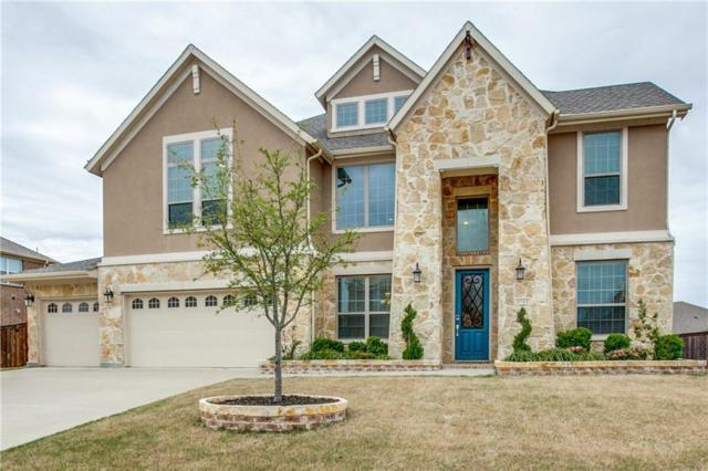 3711 Rock House Road, Sachse, TX 75048 (MLS #13821955) :: Team Hodnett