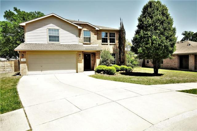 244 Northview Terrace, Burleson, TX 76028 (MLS #13821961) :: The FIRE Group at Keller Williams