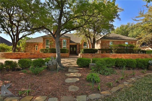 17 Cypress Point Street, Abilene, TX 79606 (MLS #13821979) :: The Tonya Harbin Team