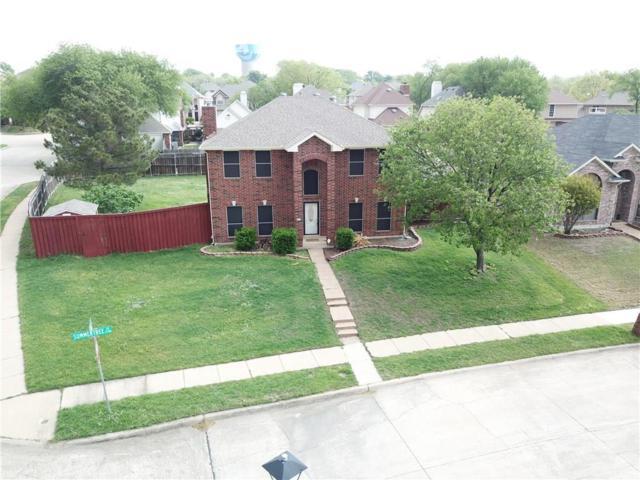 2784 Summertree Drive, Carrollton, TX 75006 (MLS #13821986) :: The FIRE Group at Keller Williams
