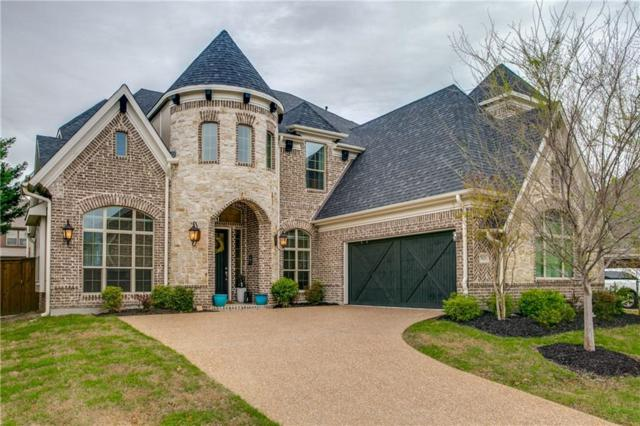 7825 Rosebank, The Colony, TX 75056 (MLS #13822003) :: The Cheney Group