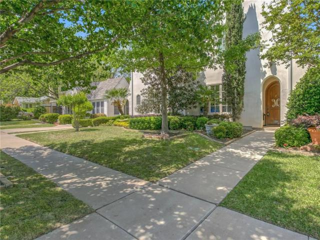 3308 W 6th Street, Fort Worth, TX 76107 (MLS #13822035) :: NewHomePrograms.com LLC