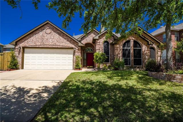 5355 Hibbs Drive, Fort Worth, TX 76137 (MLS #13822099) :: The FIRE Group at Keller Williams
