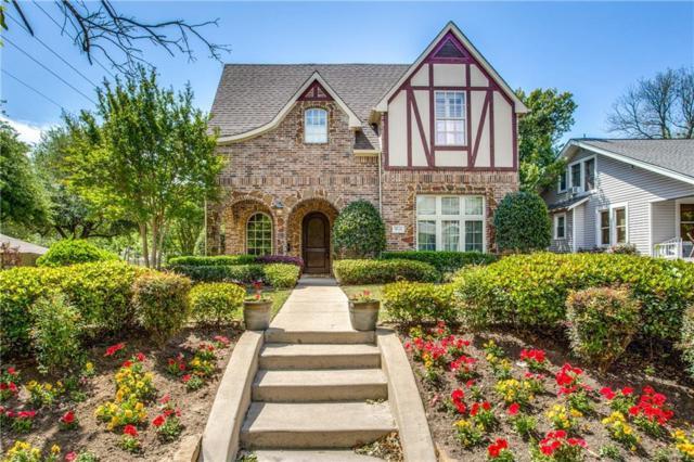 5946 Velasco Avenue, Dallas, TX 75206 (MLS #13822226) :: Robbins Real Estate Group