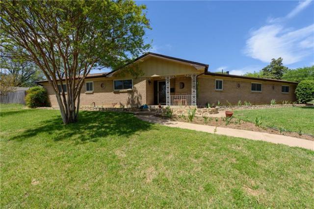 4809 Blaney Avenue, North Richland Hills, TX 76180 (MLS #13822262) :: Team Hodnett
