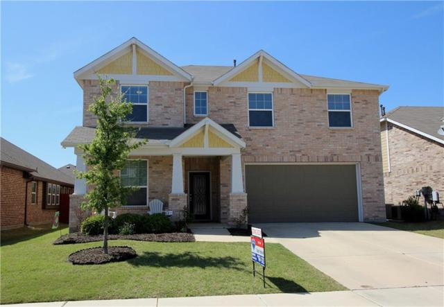 1112 Barn Owl Drive, Little Elm, TX 75068 (MLS #13822289) :: Team Tiller