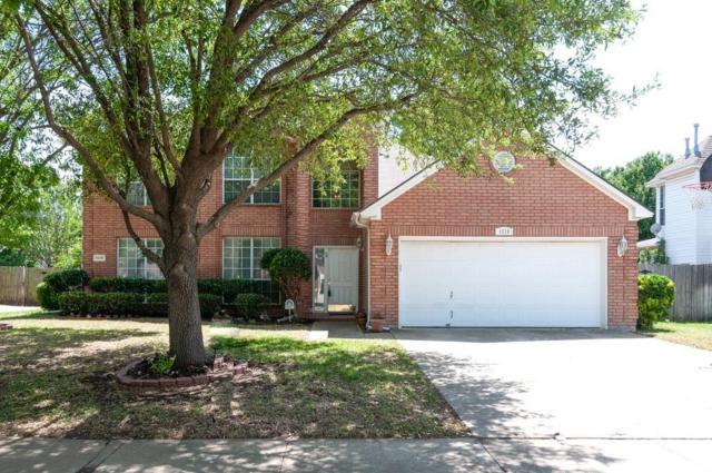 1510 Wayside Drive, Keller, TX 76248 (MLS #13822311) :: Team Hodnett