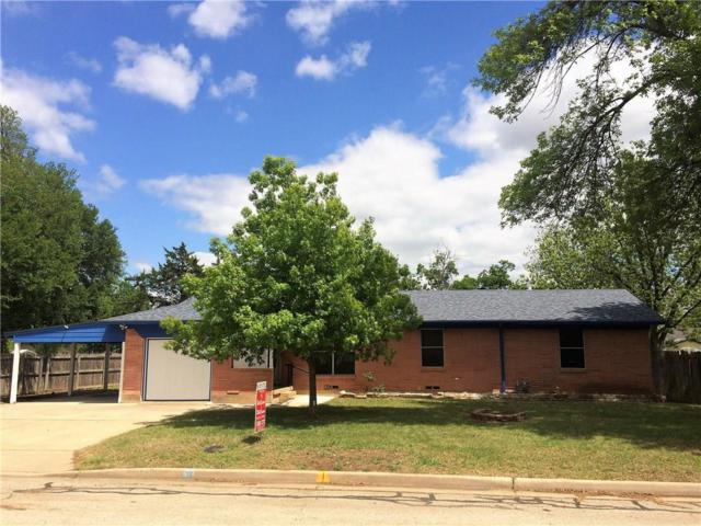 108 S 8th Street, Sanger, TX 76266 (MLS #13822317) :: Kindle Realty