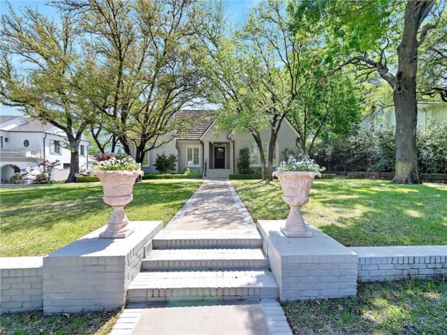 505 Alta Drive, Fort Worth, TX 76107 (MLS #13822326) :: Team Hodnett