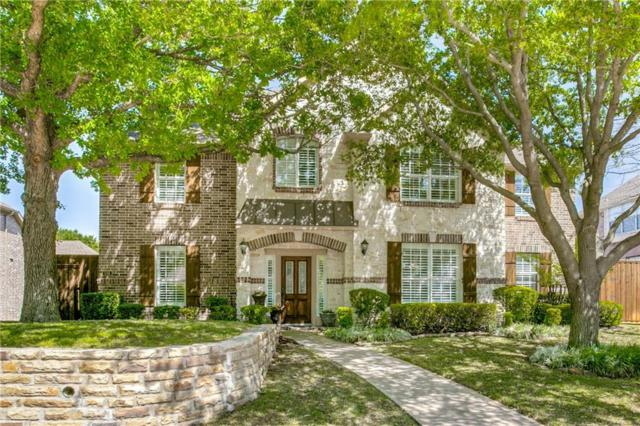 116 Ripplewood Cove, Coppell, TX 75019 (MLS #13822343) :: Team Tiller