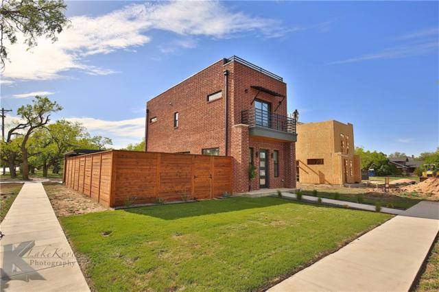 702 Orange Street, Abilene, TX 79601 (MLS #13822382) :: Team Tiller