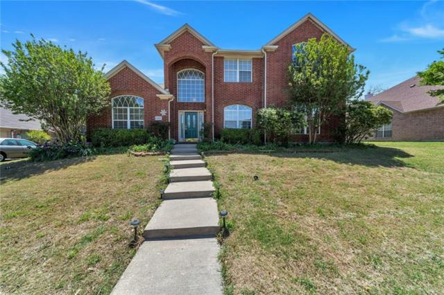 2002 Greenhill Drive, Rowlett, TX 75088 (MLS #13822422) :: Team Hodnett