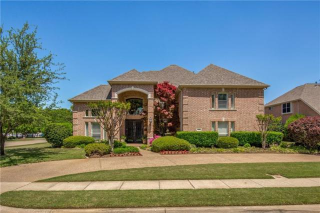 4601 Crown Knoll Circle, Flower Mound, TX 75028 (MLS #13822441) :: Frankie Arthur Real Estate